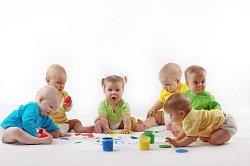 Дети до года: прыщи от слюней или пищевая аллергия?