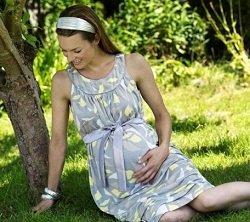 Прыщи на спине при беременности