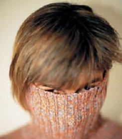 Прыщи от холода на лице